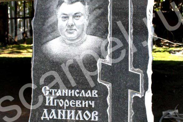 Изготовление гранитных памятников в Москве и области